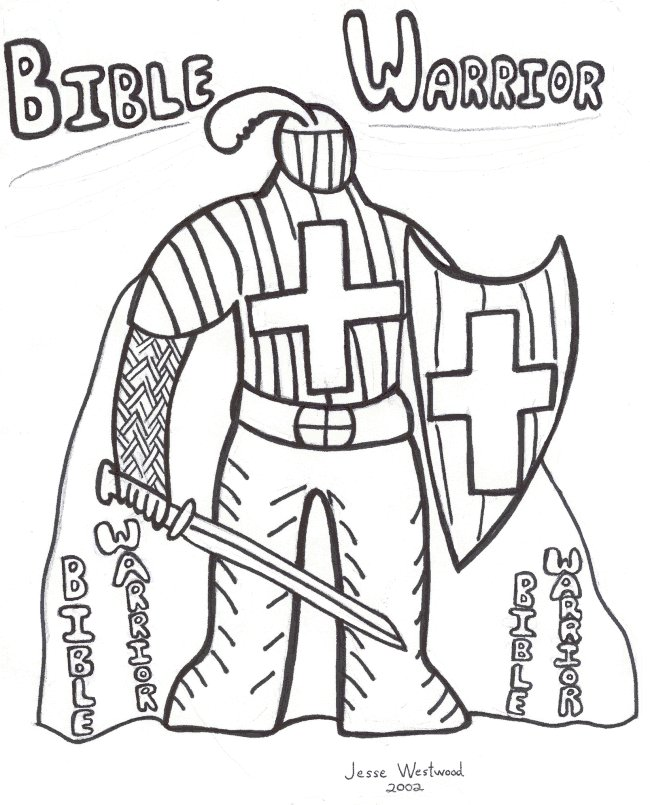 bible coloring pages ephesians - photo#21