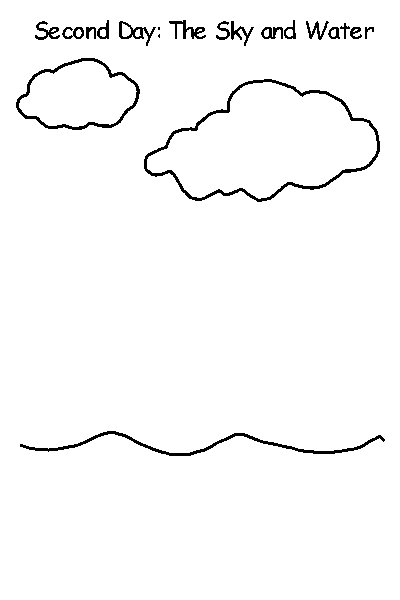Days Of Creation Coloring Page COLORING PAGES New Pages Faba Me ...   600x400