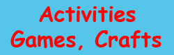 Activities Games Crafts